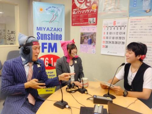 宮崎サンシャインFM「お昼ごはん」